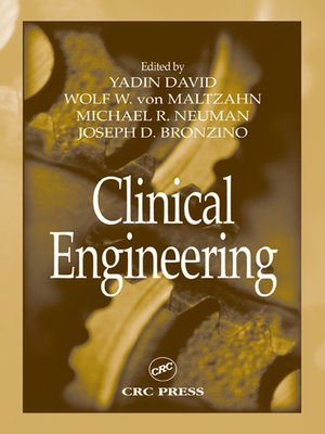 cover image of Clinical Engineering