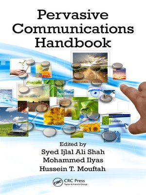 cover image of Pervasive Communications Handbook