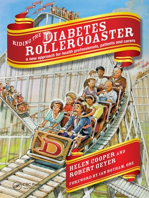 cover image of Riding the Diabetes Rollercoaster