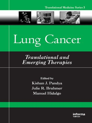 cover image of Lung Cancer