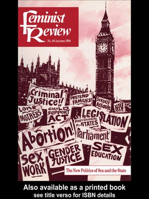 cover image of Feminist Review