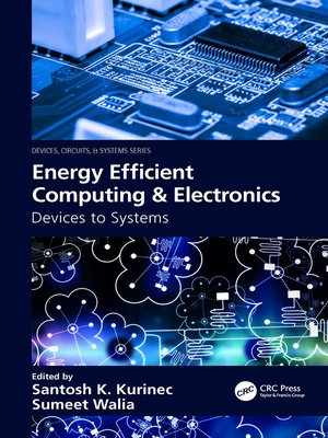cover image of Energy Efficient Computing & Electronics