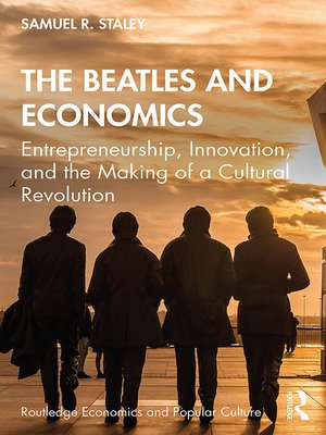cover image of The Beatles and Economics