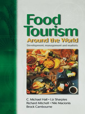 cover image of Food Tourism Around the World