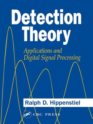 cover image of Detection Theory