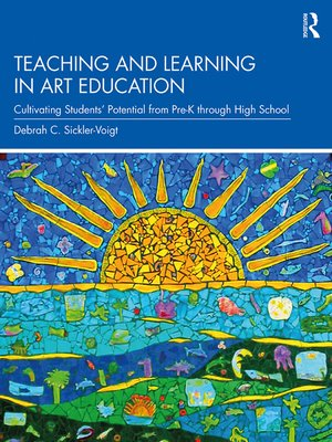 cover image of Teaching and Learning in Art Education