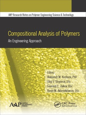 cover image of Compositional Analysis of Polymers