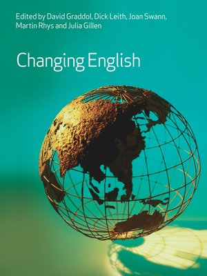 cover image of Changing English