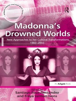 cover image of Madonna's Drowned Worlds