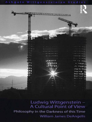 cover image of Ludwig Wittgenstein--A Cultural Point of View