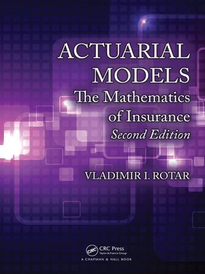 cover image of Actuarial Models