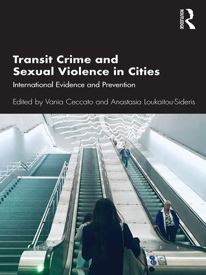 cover image of Transit Crime and Sexual Violence in Cities