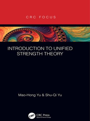 cover image of Introduction to Unified Strength Theory