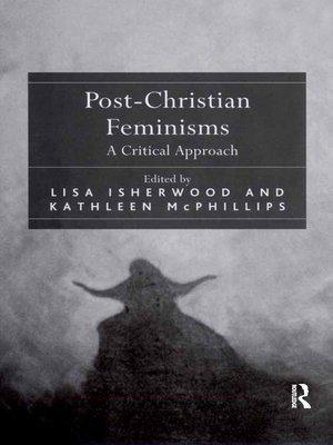 cover image of Post-Christian Feminisms