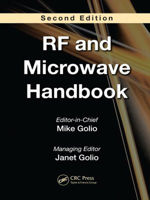 cover image of The RF and Microwave Handbook--3 Volume Set