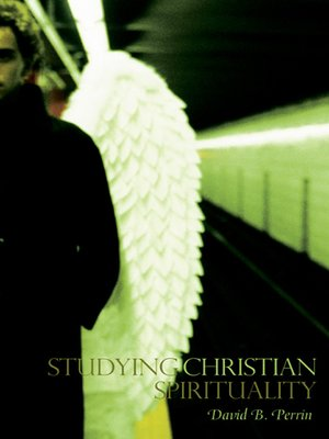 cover image of Studying Christian Spirituality