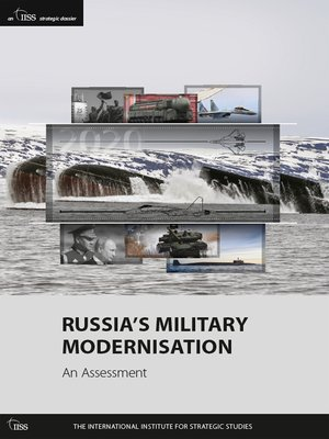 cover image of Russia's Military Modernisation, an Assessment