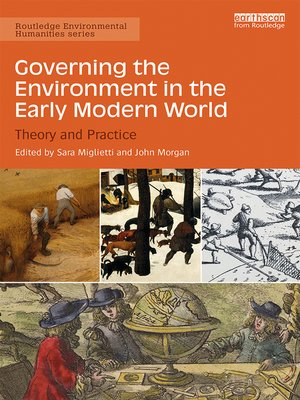 cover image of Governing the Environment in the Early Modern World