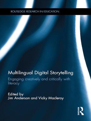 cover image of Multilingual Digital Storytelling