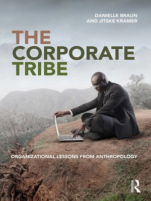 cover image of The Corporate Tribe