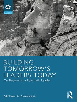 cover image of Building Tomorrow's Leaders Today