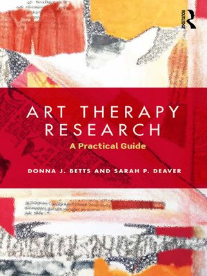 cover image of Art Therapy Research