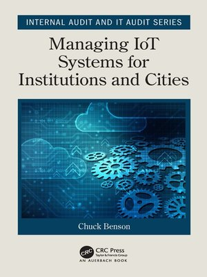 cover image of Managing IoT Systems for Institutions and Cities