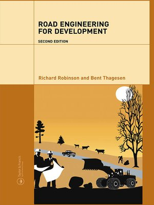cover image of Road Engineering for Development