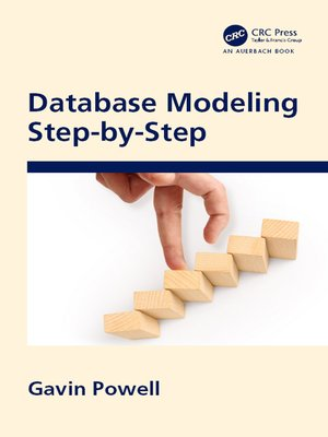cover image of Database Modeling Step by Step