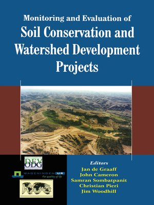 cover image of Monitoring and Evaluation of Soil Conservation and Watershed Development Projects