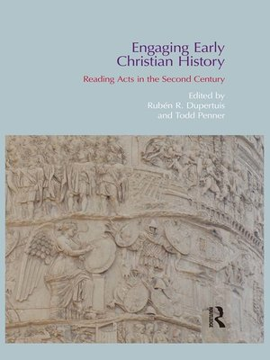 cover image of Engaging Early Christian History