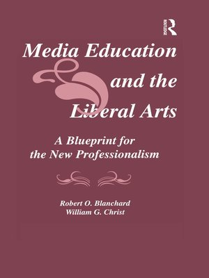 cover image of Media Education and the Liberal Arts