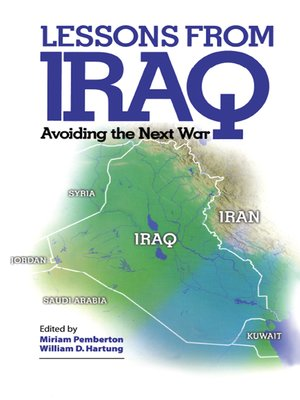 cover image of Lessons from Iraq