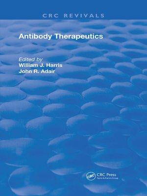 cover image of Antibody Therapeutics