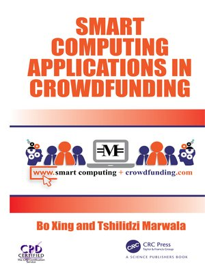 cover image of Smart Computing Applications in Crowdfunding