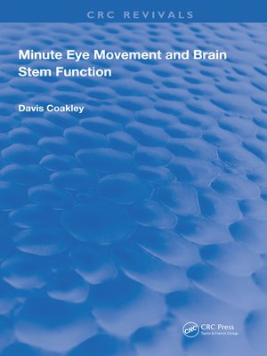 cover image of Minute Eye Movement and Brain Stem Function