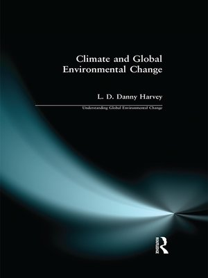 cover image of Climate and Global Environmental Change