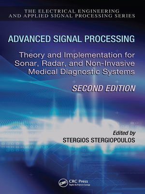 cover image of Advanced Signal Processing