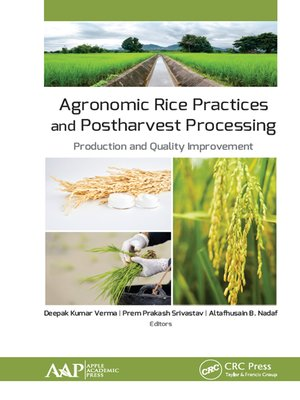 cover image of Agronomic Rice Practices and Postharvest Processing