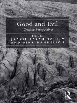 cover image of Good and Evil