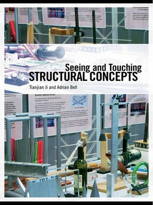 cover image of Seeing and Touching Structural Concepts