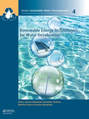 cover image of Renewable Energy Technologies for Water Desalination
