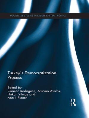 cover image of Turkey's Democratization Process