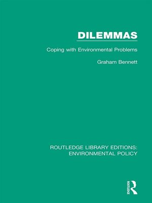 cover image of Dilemmas