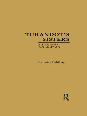 cover image of Turandot's Sisters