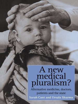 cover image of A New Medical Pluralism
