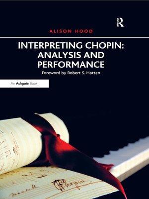 cover image of Interpreting Chopin