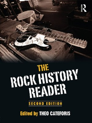 cover image of The Rock History Reader