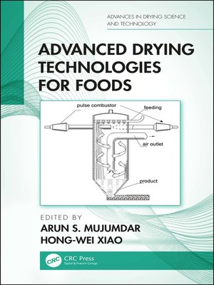 cover image of Advanced Drying Technologies for Foods