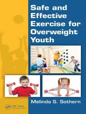 cover image of Safe and Effective Exercise for Overweight Youth
